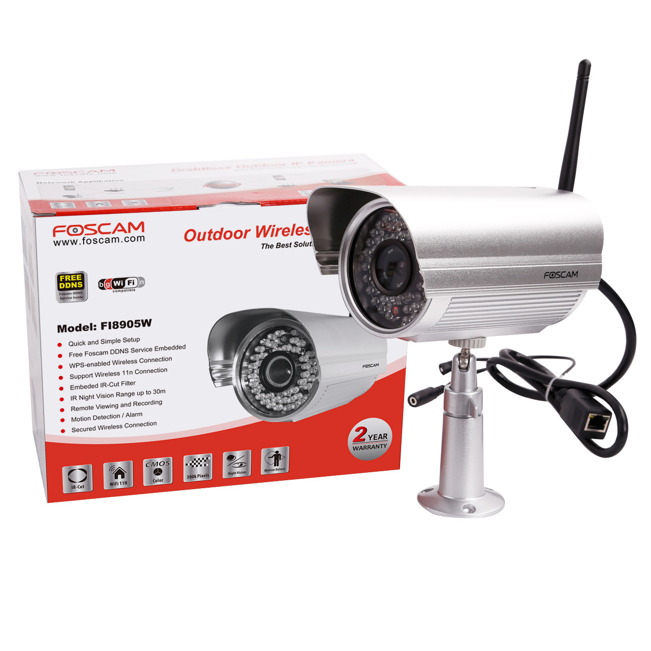 FOSCAM FI8905W IP CAMERA DESCARGAR CONTROLADOR