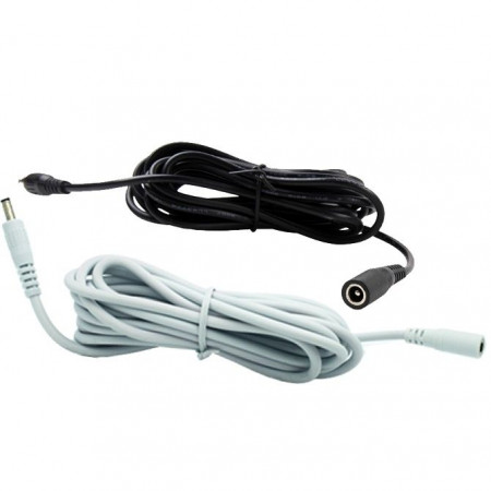 8M 12V Power Extension Cable