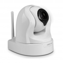 Foscam FI9826P White - Front Side Right
